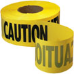 CAUTION Safety Barricade Tapes