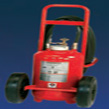 Multi-Purpose Wheeled Fire Extinguisher | Model 496